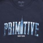 Camiseta Primitive New York Navy