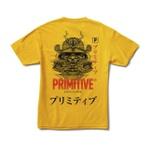 Camiseta Primitive Samurai II Tee Yellow
