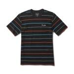 Camiseta Primitive Washed Pique Crew Black