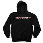 MOLETOM INDEPENDENT BAR CROSS BLACK
