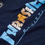 Camiseta Thrasher Argentina Navy