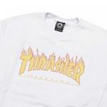 Camiseta Thrasher Halftone White