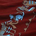 Camiseta Thrasher Hieroglyphics Burgundy