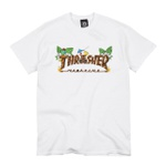 Camiseta Thrasher Tiki White