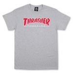 CAMISETA THRASHER OUTLINED GREY