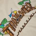Camiseta Thrasher Tiki Bege