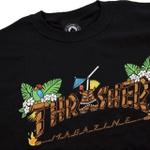 Camiseta Thrasher Tiki Black
