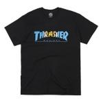 Camiseta Thrasher Argentina Black