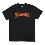 Camiseta Thrasher Halftone Black