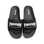 Chinelo Thrasher Skate Mag Black