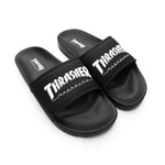 Chinelo Thrasher Skate Mag Black