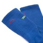 Class Socks Blue