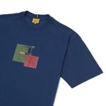 Camiseta Class Cadeira Azul Marinho