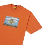 Camiseta Class Castelo Local Studios Laranja