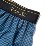 Boxer Shorts Class Azul