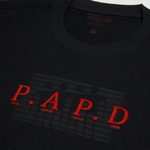 Camiseta Colletividade P.A P.D Black