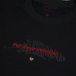 Camiseta Colletividade Por Amor Pela dor Black