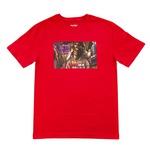 Camiseta DGK Braided Red