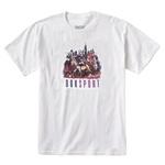 Camiseta DGK Ghetto Games White