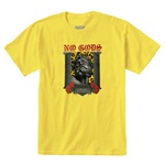 Camiseta DGK No Gods Yellow