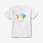 Camiseta Diamond Forever White