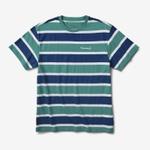 Camiseta Diamond Mini OG Script Striped Green