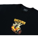 Camiseta Disturb Main Course Black