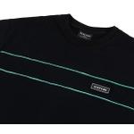 Camiseta Disturb Rubberized Black