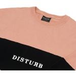 Longsleeve Disturb Captain Stripes Pink