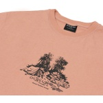 Camiseta Disturb Outdoor living Tee Pink