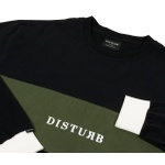 Longsleeve Disturb Signature Stripe Black
