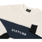 Longsleeve Disturb Signature Stripe Off White