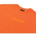 Camiseta Disturb Sublime Orange