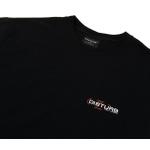 Camiseta Disturb Try Again Black