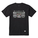 Camiseta Grizzly Boom Box Black