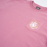 Camiseta High Pocket Tee Outsider Lilac