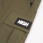 Ripstop Cargo Shorts High Green