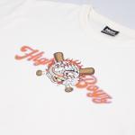 Camiseta High Tee Badball White
