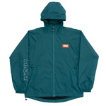 Rain Coat Label High Night Green