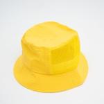 Bucket Hat High Half Mesh Yellow