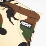 Bug Camo High Pants Woodland