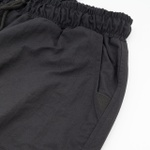 Cargo Track Pants High Black