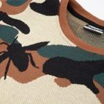 Jacquard High Tee Bug Camo Woodland