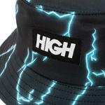 Bucket Hat High StormBlack