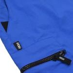 Cargo Shorts High Beige Blue