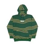 Hoodie High Wavy Kidz Green
