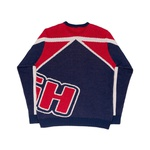 Sweater High School Navy Red