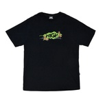 Camiseta High Tee Lunch Black