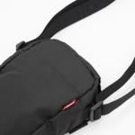 Ripstop Shoulder Bag Black