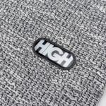 Shorts High Tweed Black